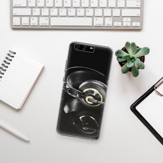 iSaprio Plastikowa obudowa - Headphones 02 na Huawei P10 Plus