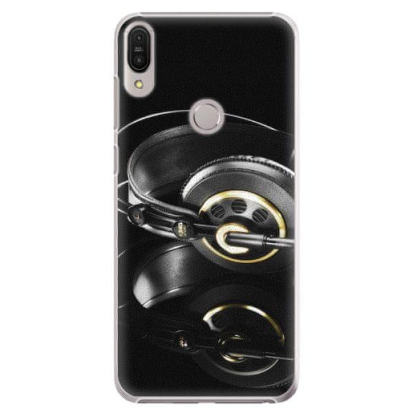 iSaprio Plastový kryt - Headphones 02 pro Asus Zenfone Max Pro ZB602KL