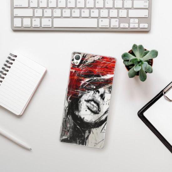 iSaprio Plastikowa obudowa - Sketch Face na Sony Xperia Z3