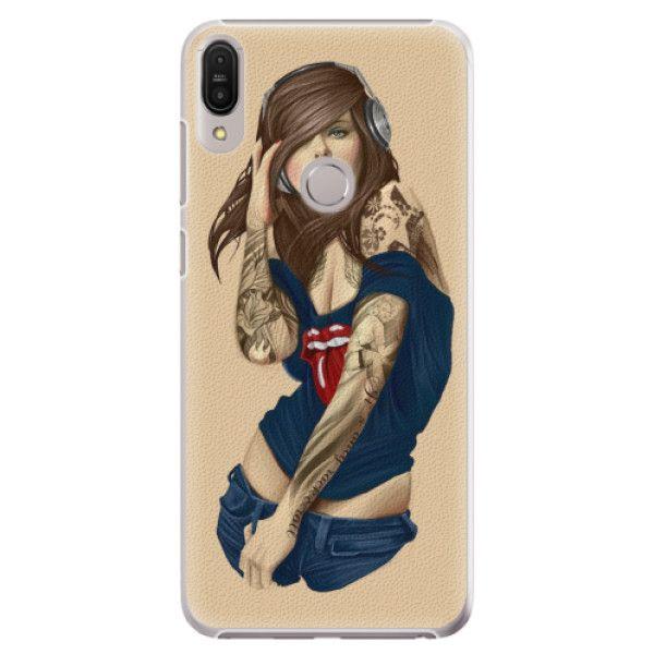 iSaprio Plastový kryt - Girl 03 pro Asus Zenfone Max Pro ZB602KL