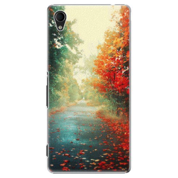 iSaprio Plastový kryt - Autumn 03 pro Sony Xperia M4 Aqua