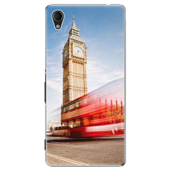 iSaprio Plastový kryt - London 01 pro Sony Xperia M4 Aqua