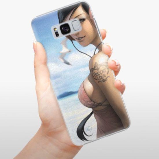 iSaprio Plastikowa obudowa - Girl 02 na Samsung Galaxy S8