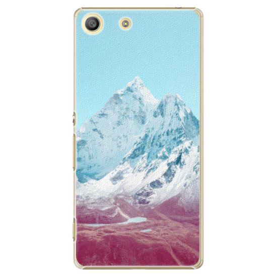 iSaprio Plastikowa obudowa - Highest Mountains 01 na Sony Xperia M5