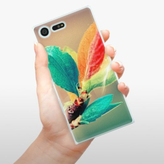iSaprio Autumn 02 műanyag tok Sony Xperia X Compact