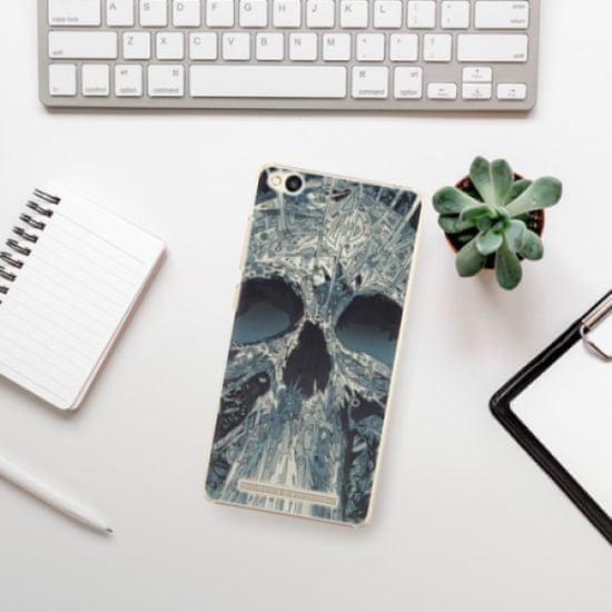 iSaprio Plastikowa obudowa - Abstract Skull na Xiaomi Redmi 3