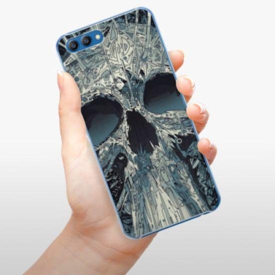 iSaprio Plastikowa obudowa - Abstract Skull na Huawei Honor View 10