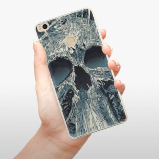 iSaprio Plastikowa obudowa - Abstract Skull na Xiaomi Mi Max 2