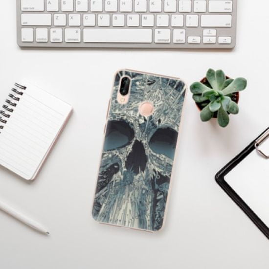 iSaprio Plastikowa obudowa - Abstract Skull na Huawei P20 Lite