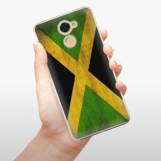iSaprio Plastikowa obudowa - Flag of Jamaica na Huawei Y7 / Y7 Prime