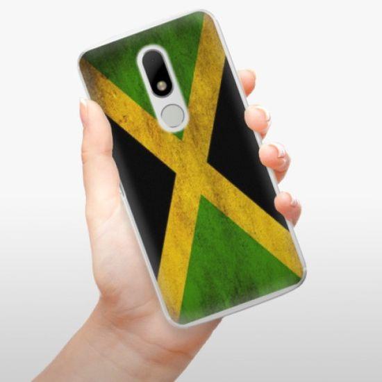 iSaprio Plastikowa obudowa - Flag of Jamaica na Lenovo Moto M