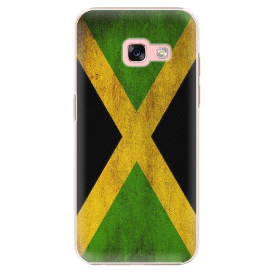 iSaprio Plastikowa obudowa - Flag of Jamaica na Samsung Galaxy A3 (2017)