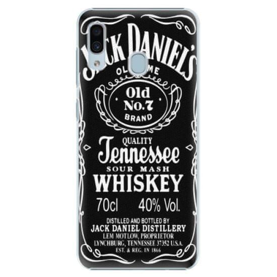 iSaprio Jack Daniels műanyag tok Samsung Galaxy A30