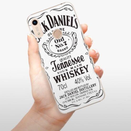 iSaprio Plastikowa obudowa - Jack White na Huawei Honor 8A