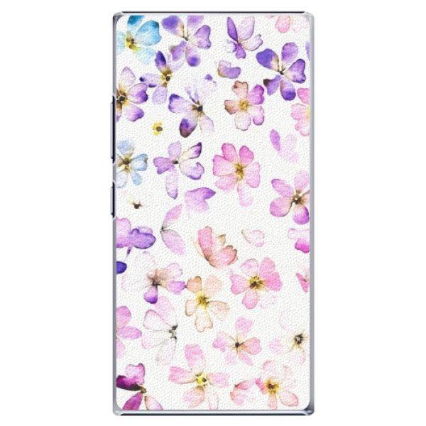 iSaprio Plastový kryt - Wildflowers pro Lenovo P70