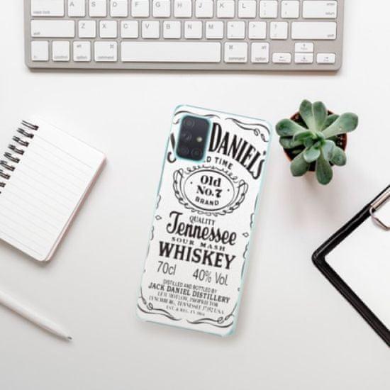 iSaprio Plastikowa obudowa - Jack White na Samsung Galaxy A71