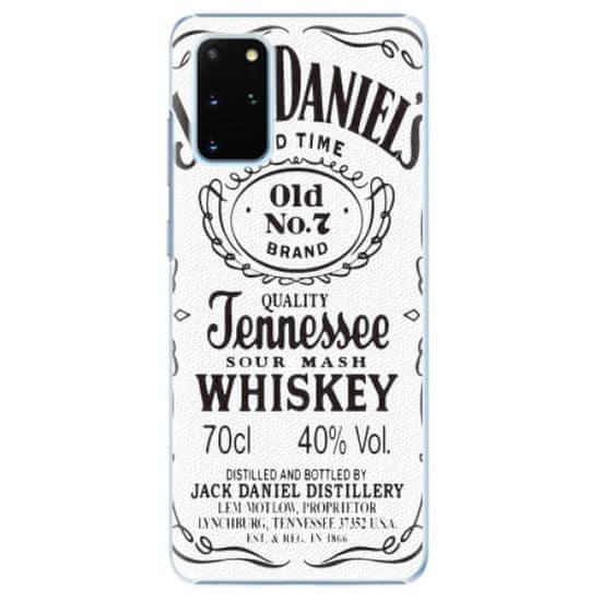 iSaprio Plastikowa obudowa - Jack White na Samsung Galaxy S20+