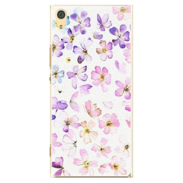 iSaprio Plastový kryt - Wildflowers pro Sony Xperia XA1 Ultra