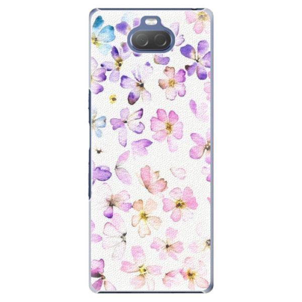iSaprio Plastový kryt - Wildflowers pro Sony Xperia 10
