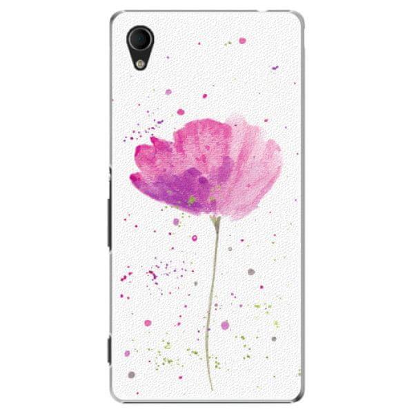 iSaprio Plastový kryt - Poppies pro Sony Xperia M4 Aqua