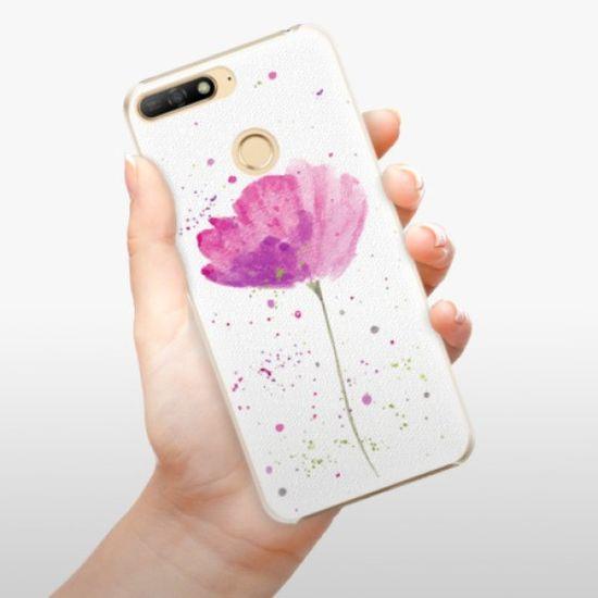 iSaprio Plastikowa obudowa - Poppies na Huawei Y6 Prime 2018
