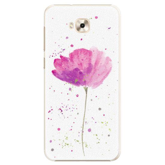 iSaprio Plastikowa obudowa - Poppies na Asus ZenFone 4 Selfie ZD553KL