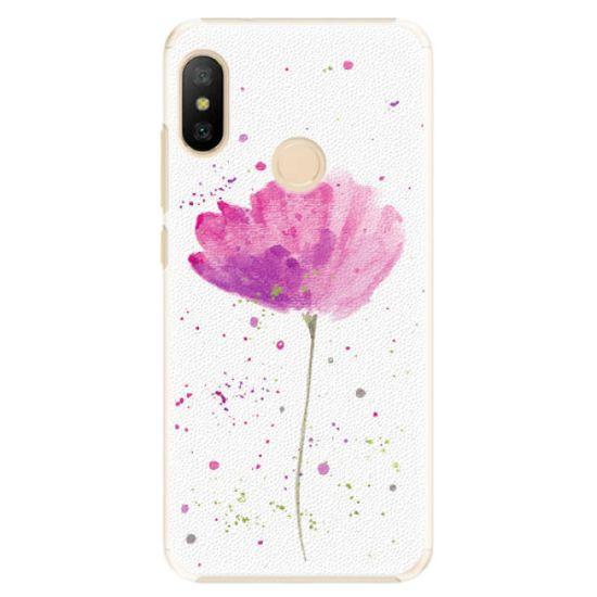 iSaprio Plastikowa obudowa - Poppies na Xiaomi Mi A2 Lite