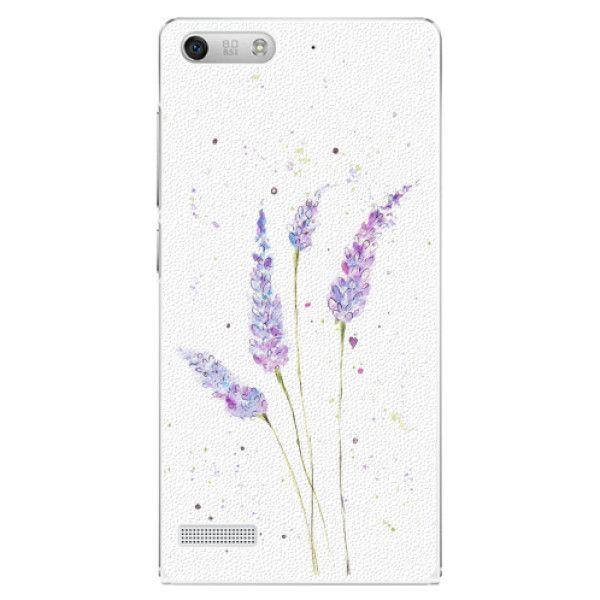 iSaprio Plastový kryt - Lavender pro Huawei Ascend G6