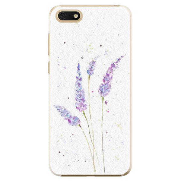 iSaprio Plastový kryt - Lavender pro Honor 7S