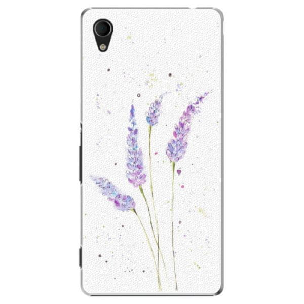 iSaprio Plastový kryt - Lavender pro Sony Xperia M4 Aqua