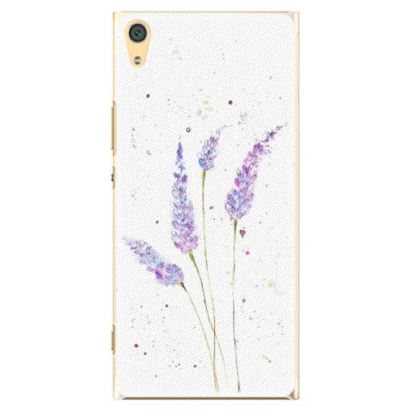 iSaprio Plastový kryt - Lavender pro Sony Xperia XA1 Ultra