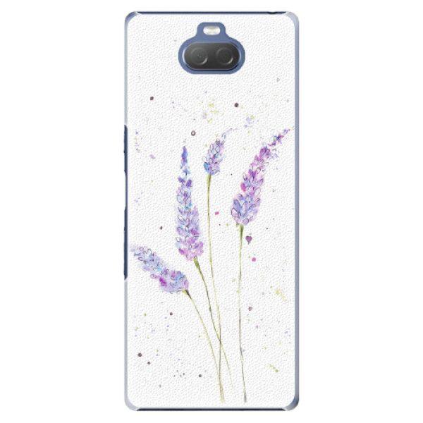 iSaprio Plastový kryt - Lavender pro Sony Xperia 10