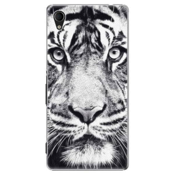 iSaprio Plastový kryt - Tiger Face pro Sony Xperia M4 Aqua