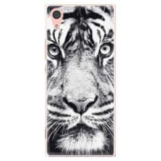 iSaprio Plastový kryt - Tiger Face pro Sony Xperia XA1