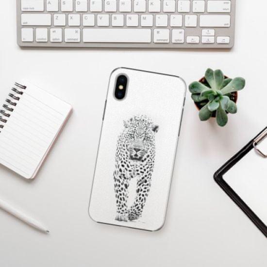 iSaprio White Jaguar műanyag tok iPhone X
