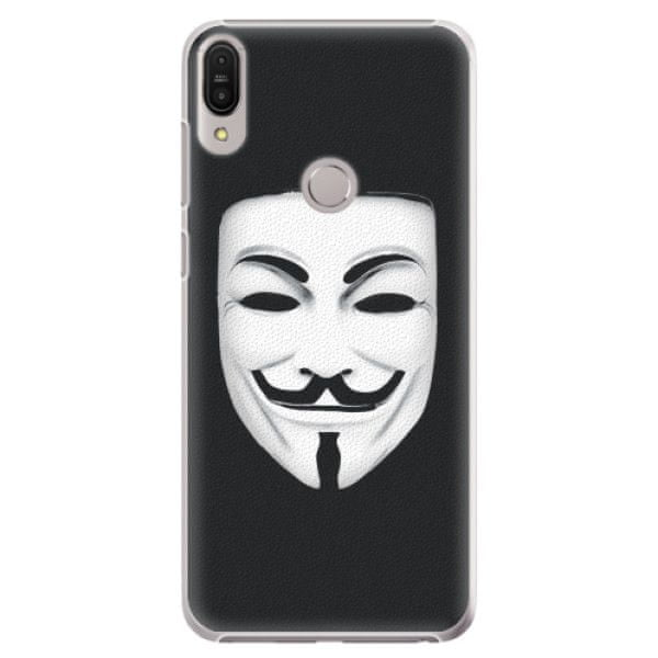 iSaprio Plastový kryt - Vendeta pro Asus Zenfone Max Pro ZB602KL