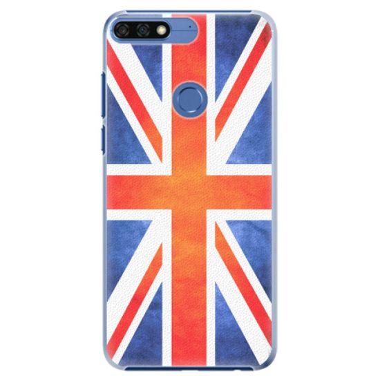 iSaprio Plastikowa obudowa - UK Flag na Huawei Honor 7C