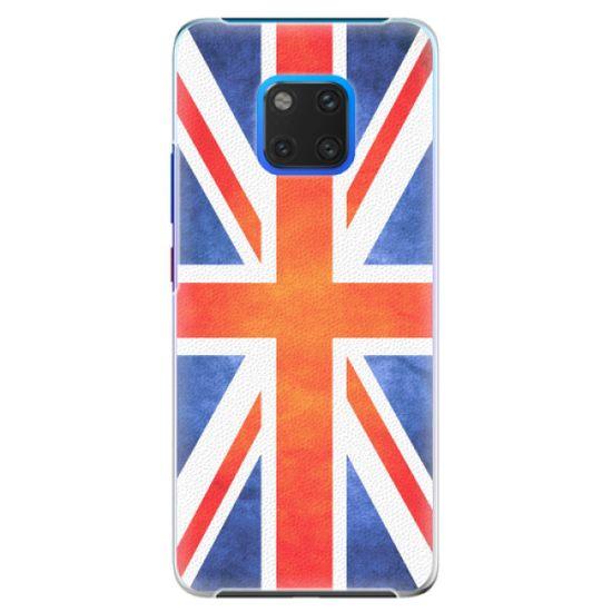 iSaprio Plastikowa obudowa - UK Flag na Huawei Mate 20 Pro