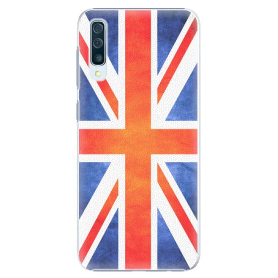 iSaprio Plastikowa obudowa - UK Flag na Samsung Galaxy A50