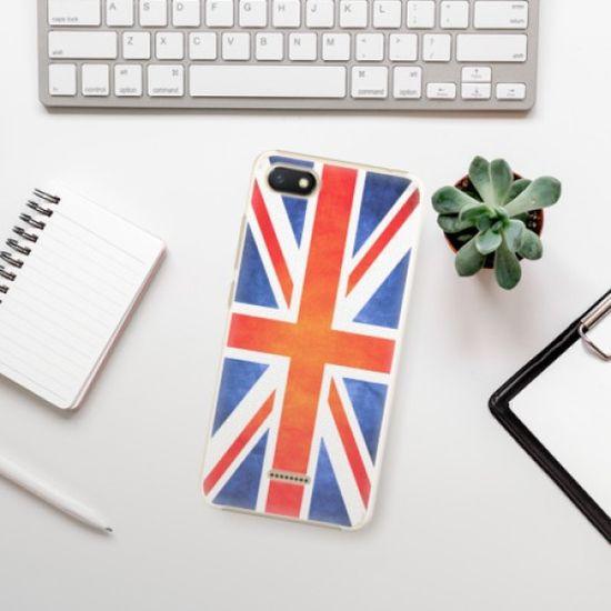 iSaprio Plastikowa obudowa - UK Flag na Xiaomi Redmi 6A