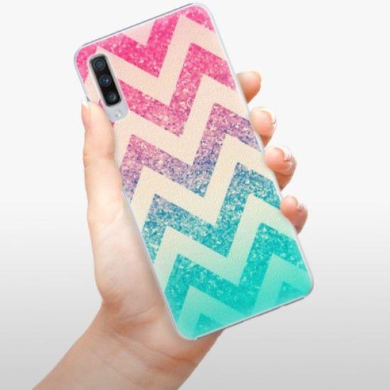 iSaprio Zig-Zag műanyag tok Samsung Galaxy A70