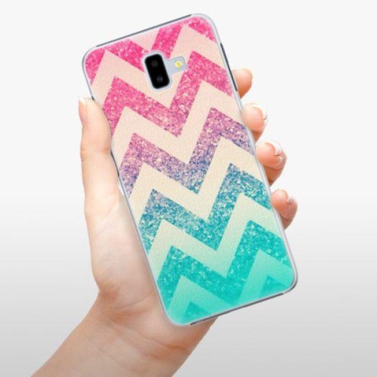 iSaprio Plastikowa obudowa - Zig-Zag na Samsung Galaxy J6+