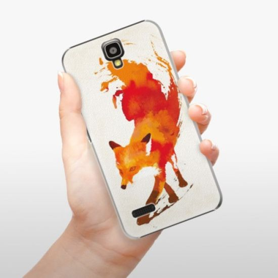 iSaprio Fast Fox műanyag tok Huawei Y5