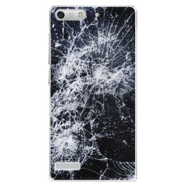 iSaprio Plastový kryt - Cracked pro Huawei Ascend G6