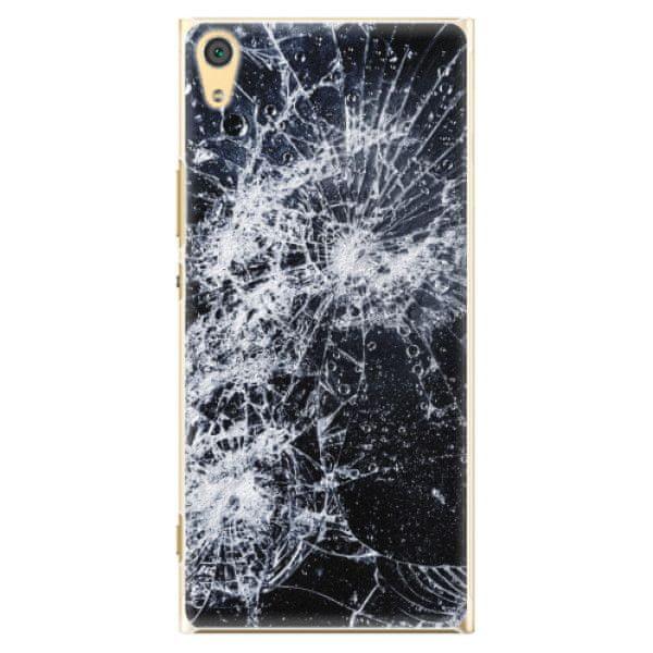 iSaprio Plastový kryt - Cracked pro Sony Xperia XA1 Ultra