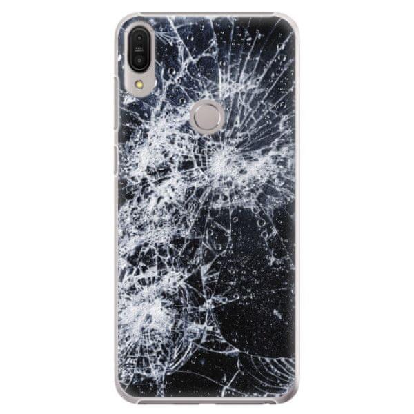 iSaprio Plastový kryt - Cracked pro Asus Zenfone Max Pro ZB602KL
