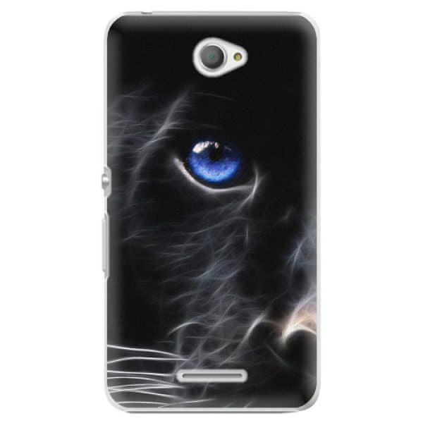 iSaprio Plastový kryt - Black Puma pro Sony Xperia E4