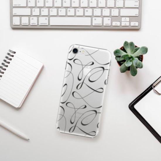 iSaprio Fancy - black műanyag tok Apple iPhone 7 / 8