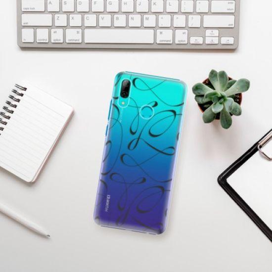 iSaprio Plastikowa obudowa - Fancy - black na Huawei P Smart 2019