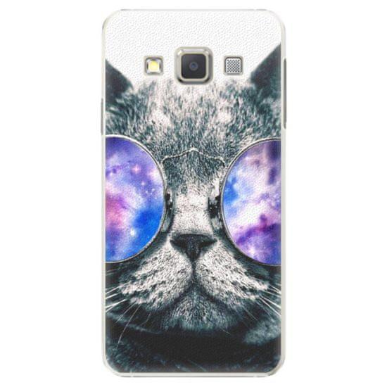 iSaprio Plastikowa obudowa - Galaxy Cat na Samsung Galaxy A5